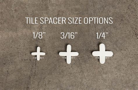 1 4 quot tile spacers low cost tile spacers for installing