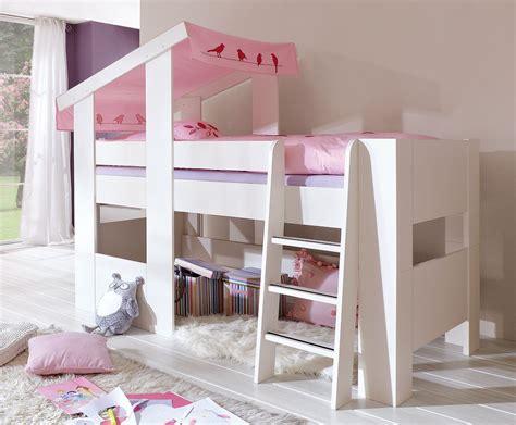 chambre fille lit mezzanine lit mezzanine original cheap lit mezzanine pour ado lit