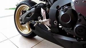 Honda Cbr1000rr Abs 2009 Genuine Titanium Taylor Made