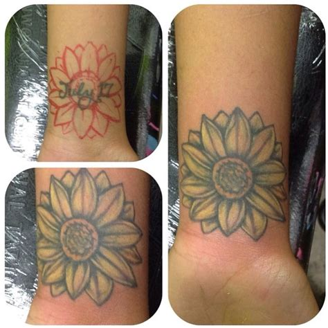 wrist cover  tattoo   ray  island city