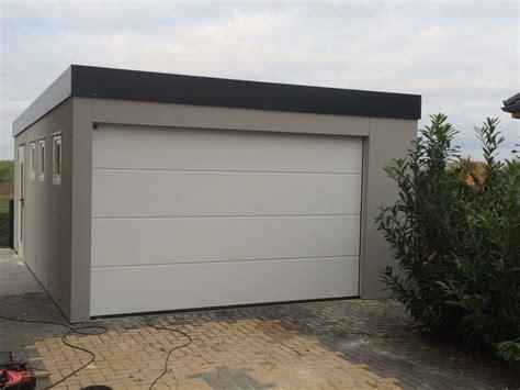 Garage In by Bilder Einzelgaragen Fertiggaragen Und Carports