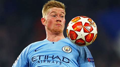 Kevin De Bruyne Returns To Manchester City After He Picked ...