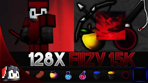 Fiizy 15k 128x Mcpe Pvp Texture Pack By Fiizy Gamertise