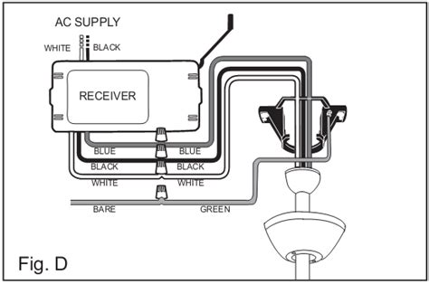 Hton Bay Ceiling Fan Receiver Wiring Diagram by Hton Bay Ceiling Fan Remote Issue The Home Depot