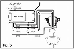 Wiring Diagram For Harbor Breeze Ceiling Fan Light Kit