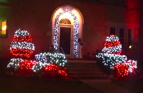 collection of c9 red and white christmas lights