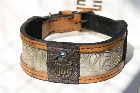 designer collars leashes khepri designer collar harakhan kennel