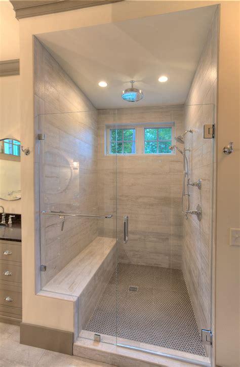 wood tile shower new classic coastal home home bunch interior design ideas