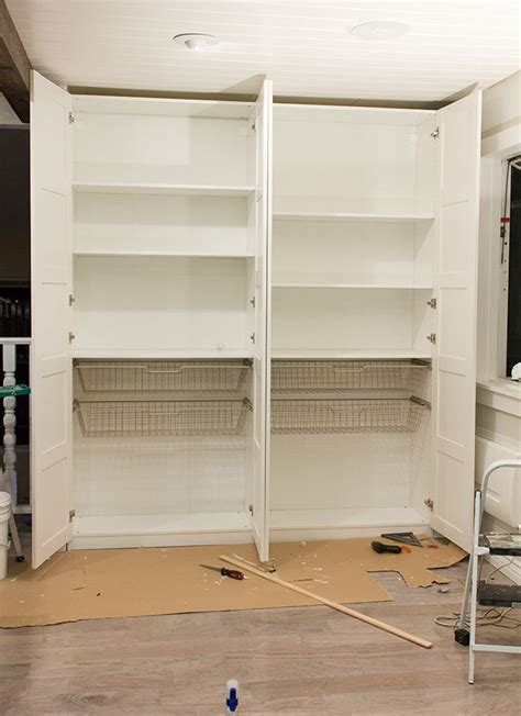 kitchen chronicles ikea pax pantry reveal future home