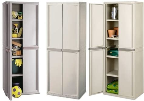 Sterilite Storage Cabinet by Review Of Sterilite 4 Shelf Utility Storage Cabinet Putty