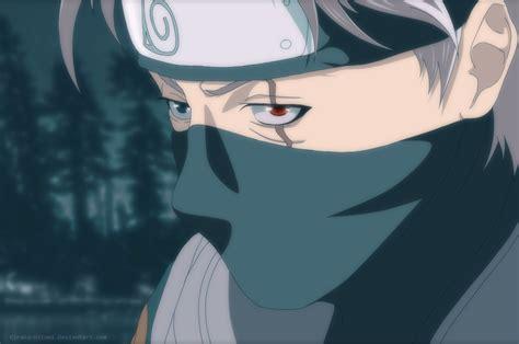 Naruto Anime Naruto Shippuuden Portrait Hatake