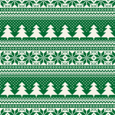 Free christmas sweater patterns is a demo pack of the latest patterns collection by graphic spirit. Best Ugly Christmas Sweater Illustrations, Royalty-Free ...