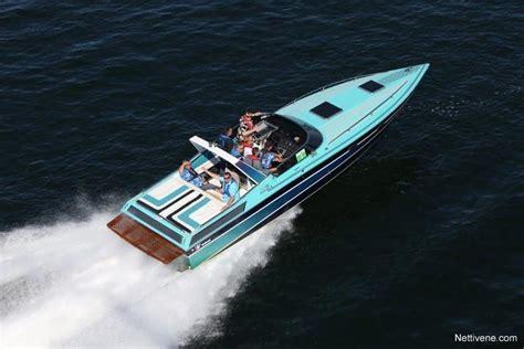Miami Vice Boat Type by Wellcraft Scarab Iii 34 Motor Boat 1987 Kirkkonummi