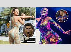 Cristiano Ronaldo vs Neymar The 10 Most Attractive Women