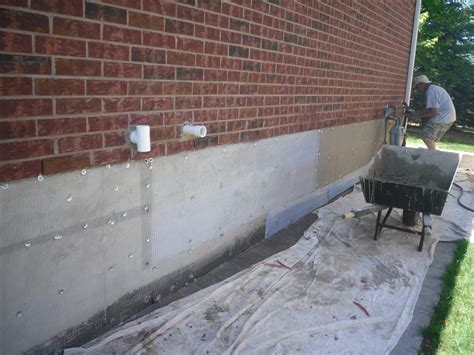 parging repair tips  home owner   lloyd