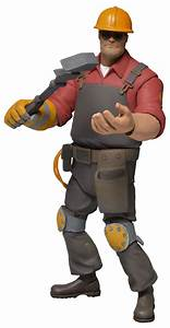 Team Fortress 2 Red Engineer NECAOnline com