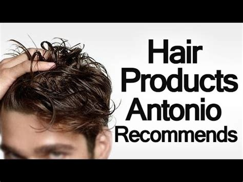 hair styling aids hair styling products antonio recommends how to choose 7737