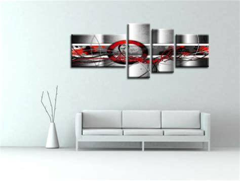exemple cuisine moderne 17 idée pour une grand tableau design mural du salon