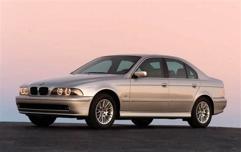 Bmw 5 Series Sedan Photo by Bmw 5 Series E39 Sedan 2000 2003 Reviews Technical Data
