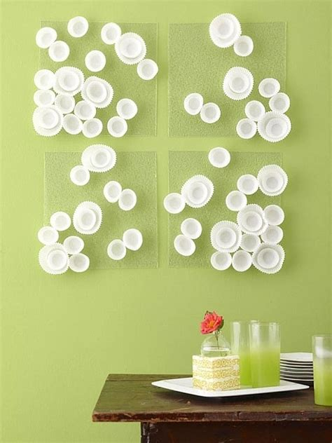 a display that dazzles extra unique diy wall art ideas