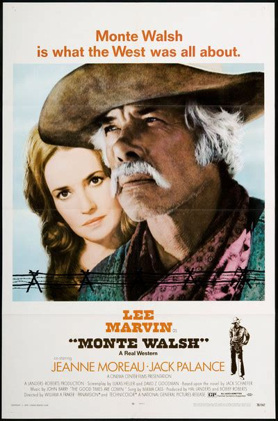 monte walsh  review film summary  roger ebert