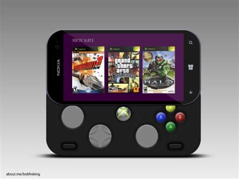 how to connect phone to xbox 360 nokia lumia x is also a portable xbox phone concept phones
