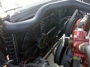 Installed Jegs Dual 12 U0026quot  Cooling Fans