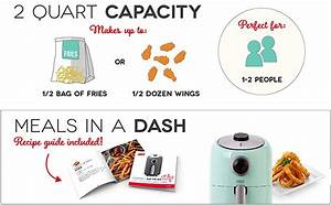 Mua Dash Dcaf150gbaq02 Compact Air Fryer Oven Cooker With