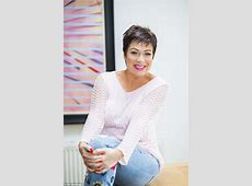 Emotional ties Actress and TV presenter Denise Welch