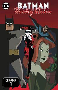 Quote Format Batman And Harley Quinn Volume Comic Vine