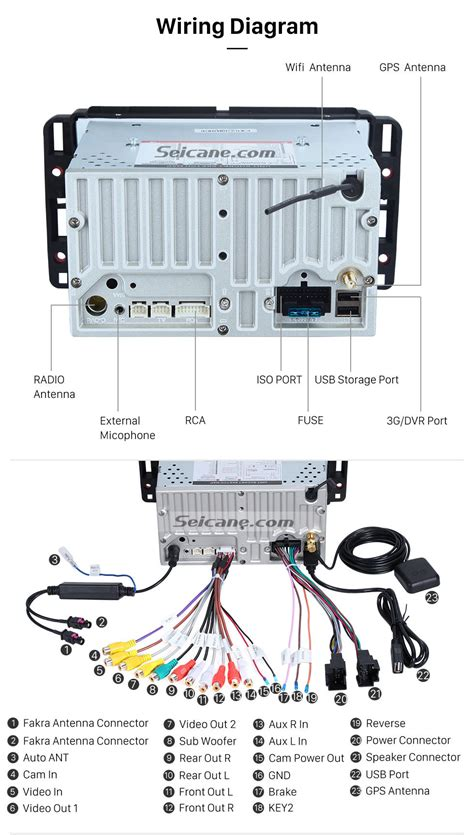 Gmc Car Stereo Wiring Diagram by 2007 2012 Gmc Buick Enclave Android 6 0 Hd 1024 600