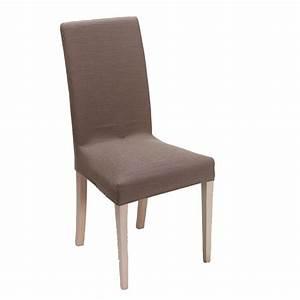 Housse De Chaise But : housse de chaise taupe ~ Dailycaller-alerts.com Idées de Décoration