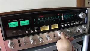 Receiver Sansui 9090db Dolby Fm  Am Stereo