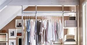 Idée Dressing Fait Maison : dressing nos meilleures id es et conseils marie claire ~ Melissatoandfro.com Idées de Décoration