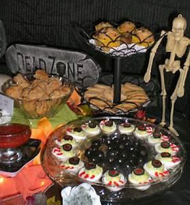 Buffet Halloween : buffet para festa a fantasia buffet d 39 fiorih ~ Dode.kayakingforconservation.com Idées de Décoration