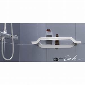 poignee de douche porte savon denovo tout bain With porte savon douche telescopique