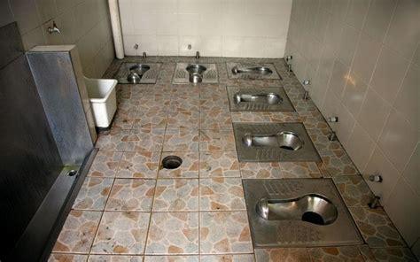 china  start toilet revolution telegraph