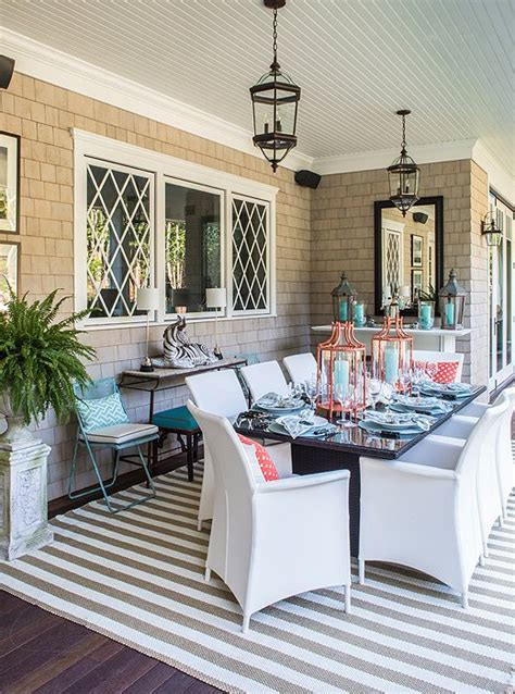 Front Porch Table by 6 Gorgeous Porch Ideas For Summer One