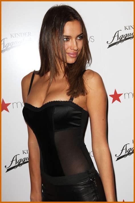 celebrities cleavage pics irina shayk cleavage pics