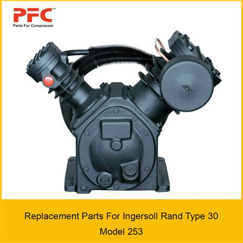 03 ingersoll rand type 30 model 253 replacement parts ir 253 parts partsforcompressor