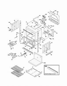 Kenmore 79047873402 Electric Wall Oven Parts