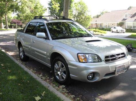 how petrol cars work 2006 subaru baja interior lighting buy used 2006 subaru baja turbo in beverly hills california united states