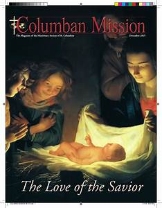 Columban Mission Magazine December 2015 by Columban ...