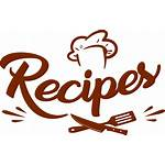 Clipart Recipes Cook Cooking Instruction Icon Cafe