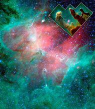 Eagle Nebula Pillars of Creation