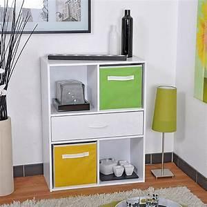Bricorama Salle De Bain : rangement 4 cases 1 tiroir blanc moli tour bo te de ~ Dailycaller-alerts.com Idées de Décoration
