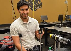 Creol Graduate  First-of-his-kind At Ucf