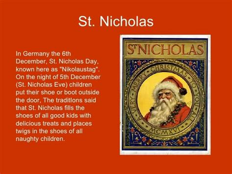 beautiful saint nicholas day greeting pictures