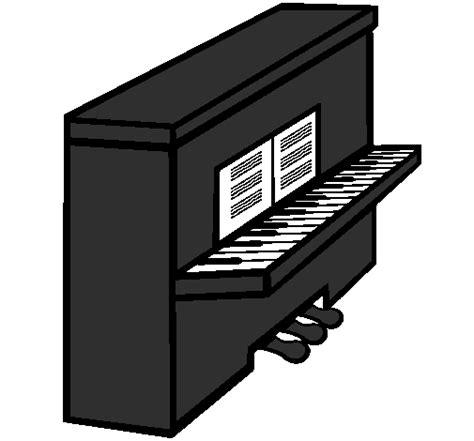 si鑒e de piano dessin de piano colorie par membre non inscrit le 04 de juillet de 2011 à coloritou com