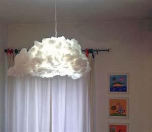 Ikea Luminaire Chambre : lampe nuage diy ~ Teatrodelosmanantiales.com Idées de Décoration